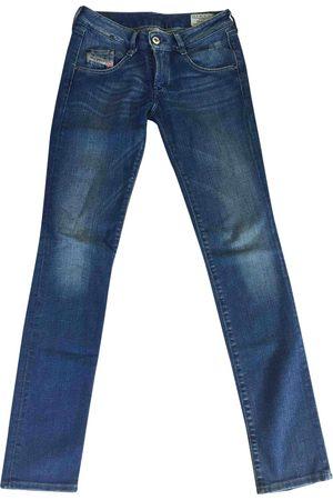 Men Jeans - Diesel blu uomo-abbigliamento/