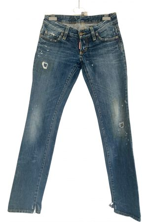 Dsquared2 Women Straight - Straight jeans
