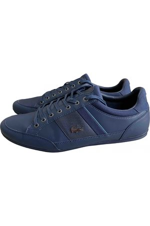 Lacoste Leather low trainers