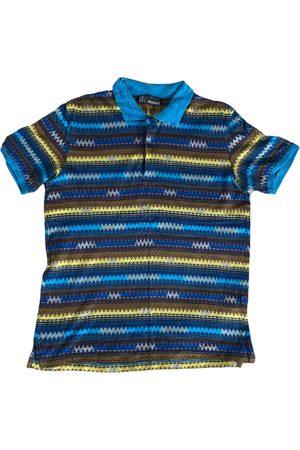 Missoni Multicolour Cotton Polo Shirts