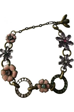 Les Nereides Multicolour Metal Bracelet