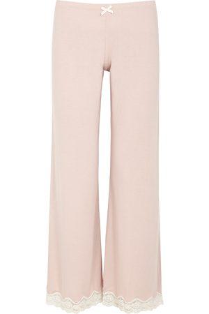 Eberjey Lady Godiva stretch-jersey pyjama trousers