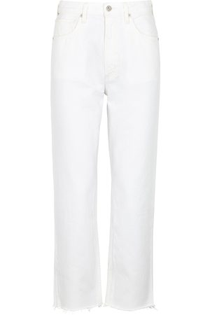Citizens of Humanity Daphne straight-leg jeans