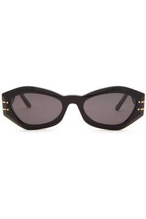 Dior Signature Cat-eye Acetate Sunglasses - Womens
