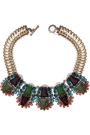 Anton Heunis Crystal Necklaces