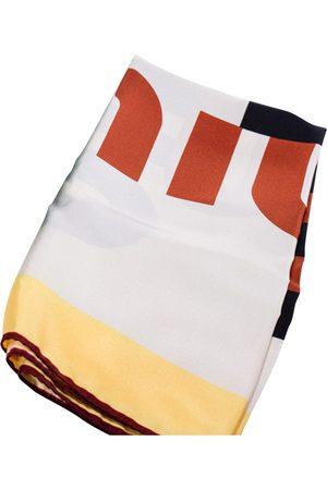 Miu Miu Women Scarves - Silk scarf