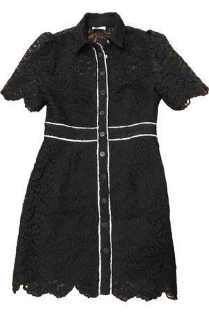Sandro Spring Summer 2020 lace mini dress
