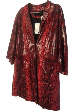 Tara Jarmon Leather Coats