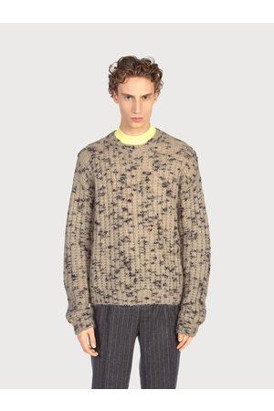 Salvatore Ferragamo Men Rib knit sweater