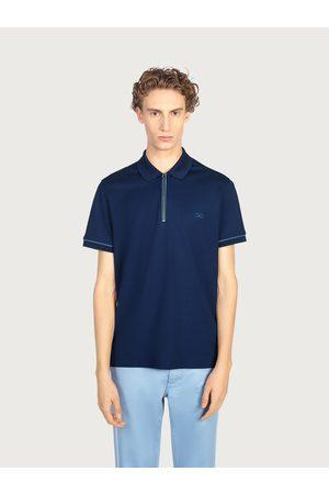 Salvatore Ferragamo Men Polo Shirts - Men Polo