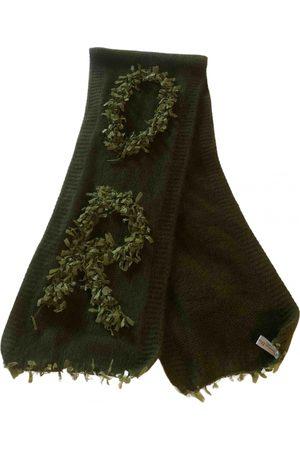Dior Khaki Scarves