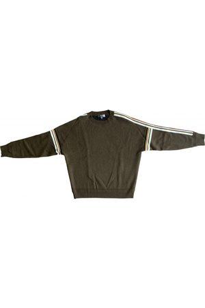 Isabel Marant Khaki Cotton Knitwear & Sweatshirts
