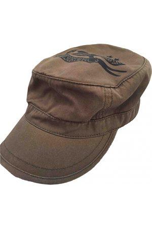 John Richmond Cotton Hats & Pull ON Hats