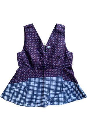 SUNO Multicolour Cotton Top