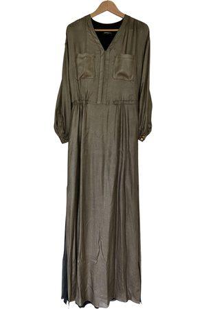 Kaviar Gauche Women Maxi Dresses - Silk maxi dress