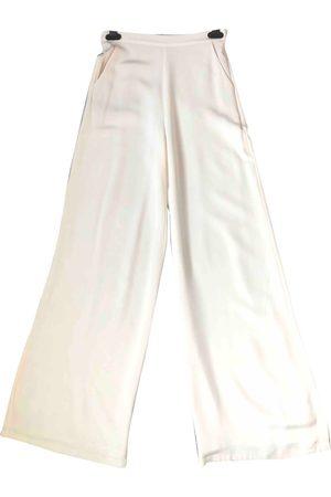 Kaviar Gauche Silk Trousers