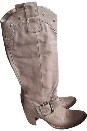 Nero Giardini Leather Boots