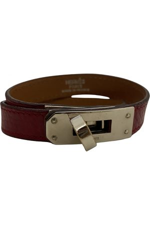 Hermès Women Bracelets - Kelly Double Tour leather bracelet