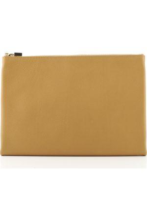 Hermès Leather Clutch Bags