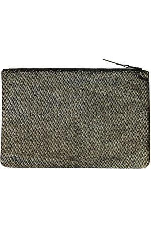 ANN DEMEULEMEESTER Glitter Clutch Bags