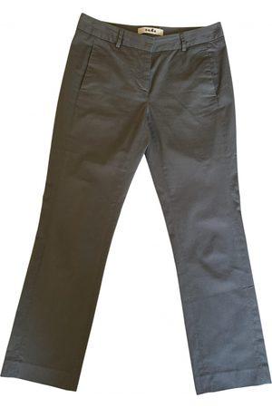 ALBERTO BIANI Straight pants