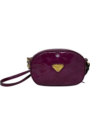 Maison Mollerus Women Purses - Patent leather Handbags