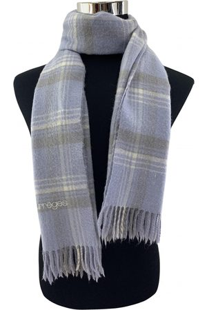 Courrèges Wool scarf