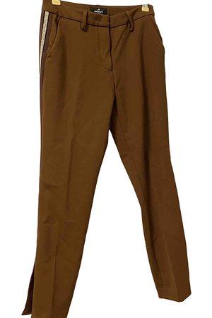 Mason Garments Straight pants