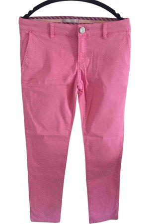 Stefanel Cotton Trousers