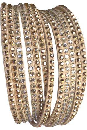 Swarovski Leather Bracelets