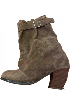 ZUCCA Ankle boots
