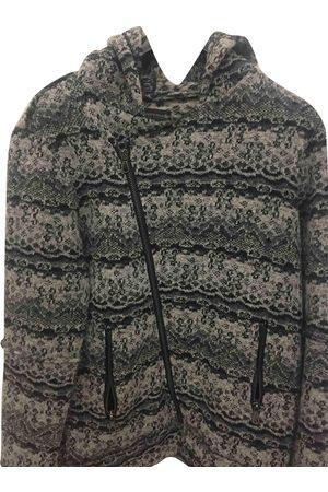 Impérial Grey Wool Coats