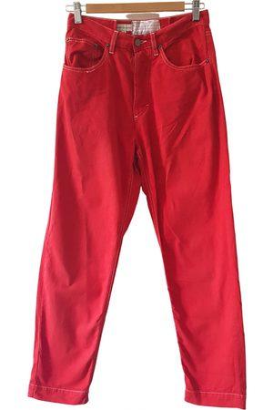 DRIES VAN NOTEN Cotton Jeans