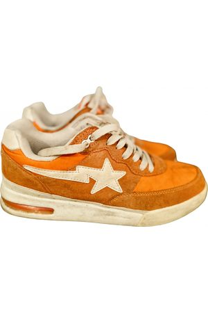 AAPE BY A BATHING APE Cloth Trainers
