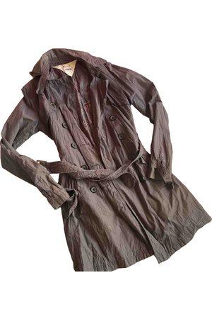 Tommy Hilfiger Women Coats - Grey Synthetic Coats