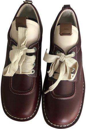 Coach Men Shoes - Leather Lace UPS