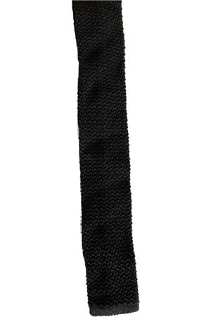 Polo Ralph Lauren Anthracite Wool Ties
