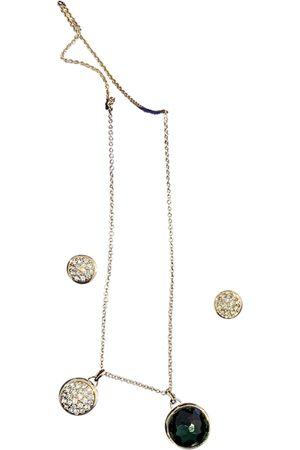Swarovski Yellow jewellery set