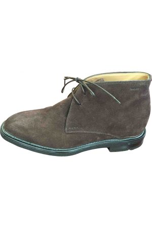 Bally Men Boots - Leather Boots