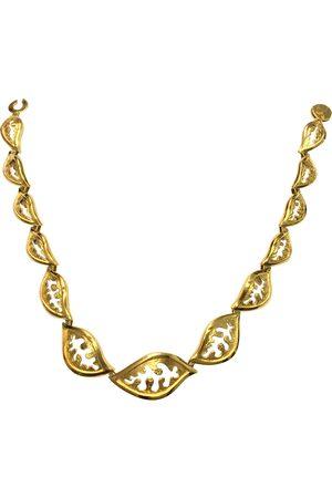 Courrèges Metal Necklaces