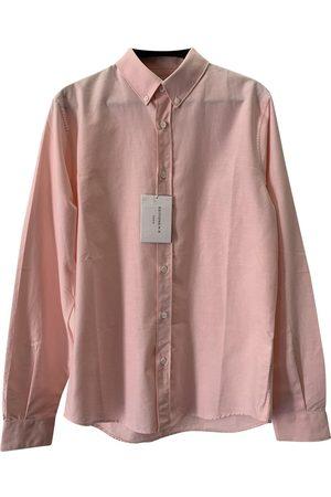 EDITIONS M.R Men Shirts - Cotton Shirts
