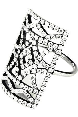 Nessa White gold Rings