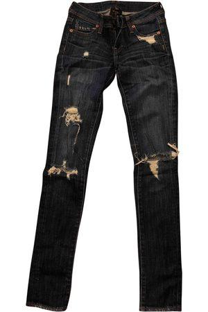 Genetic Denim Cotton Jeans