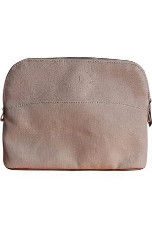 Hermès Cloth clutch bag