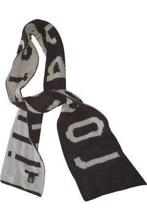 Roberto Cavalli Multicolour Wool Scarves
