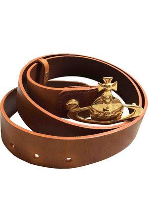 Vivienne Westwood Leather Belts