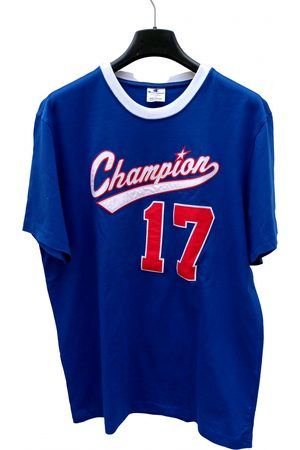 Champion Men T-shirts - Cotton T-shirt