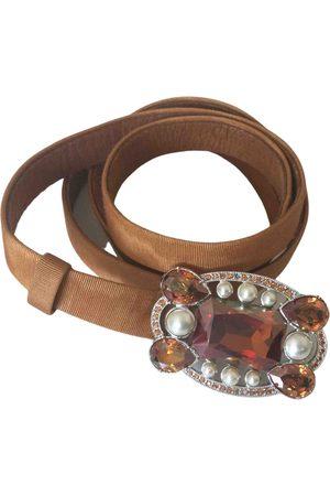 Dior Silk belt