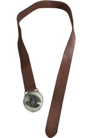 Roberto Cavalli Women Belts - Leather belt