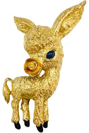 Fred Gold Pins & Brooches